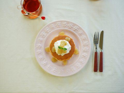 テーブルまで甘く、桃色ティータイム。【F.F.F.style①】