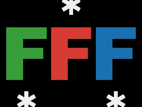 FanFunFrozenの略称ロゴ