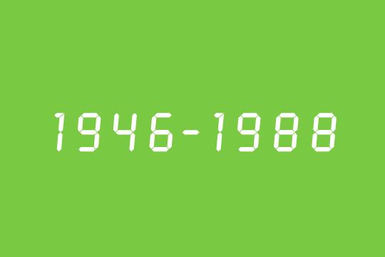 「冷凍食品の歴史」を更新しました(1946-1988)