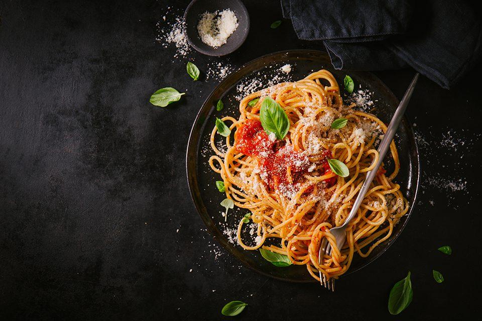 スパゲッティ(パスタ)のイメージ画像