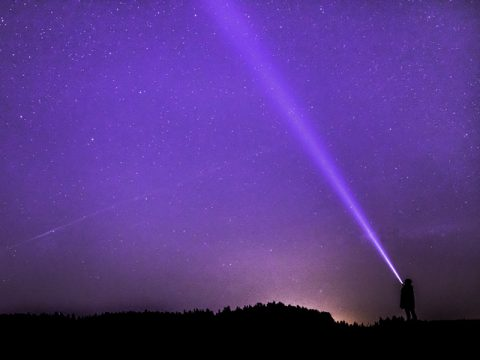 紫色(パープル Purple/バイオレット Violet)のイメージ