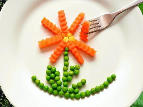 冷凍野菜(ミックスベジタブル)のイメージ