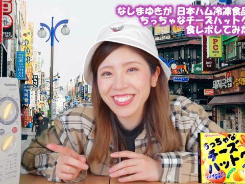 日本ハム冷凍食品「ちっちゃなチーズハットグ」を食レポしてみた