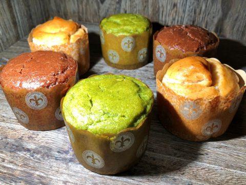 冷凍ヴィーガンケーキ「米粉と豆乳のケーキ」